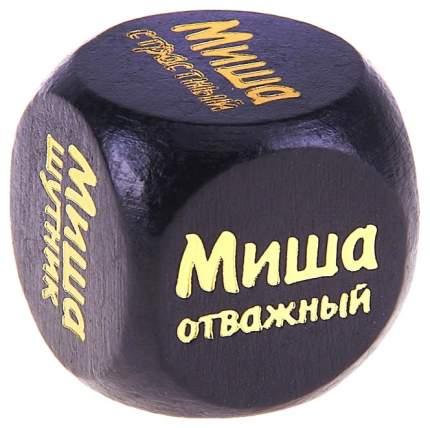 Кубик для настольных игр Sima-Land Миша 647196
