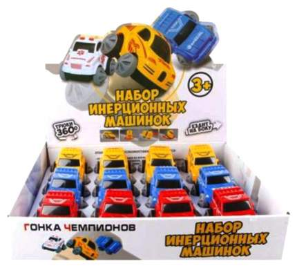 Машина инерционная Наша игрушка Скорость в ассортименте