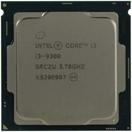 Процессор Intel Core i3-9300 OEM