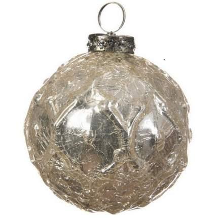 Шар на ель Kaemingk Магдалена 191316 7,5 см 1 шт.