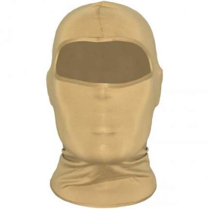 Балаклава Ninja 1404069, коричневая, One Size