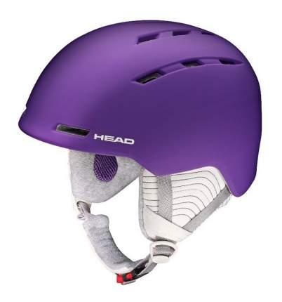 Горнолыжный шлем Head Head Valery 2018 purple, M/L