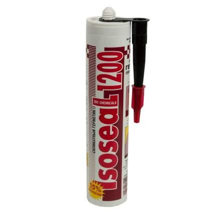Герметик силикатный термостойкий Isoseal 1200C 280 мл