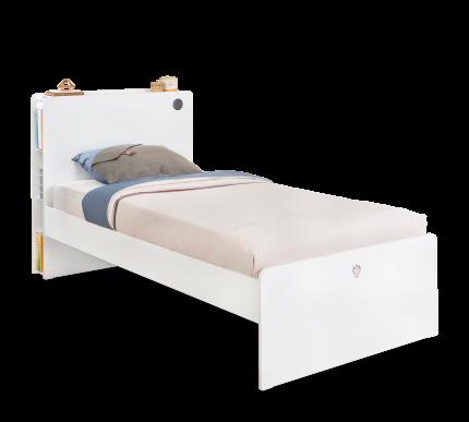 Кровать Cilek White 120х200 см, белый