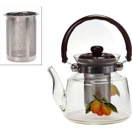 Заварочный чайник Agness Jesca 1200 мл
