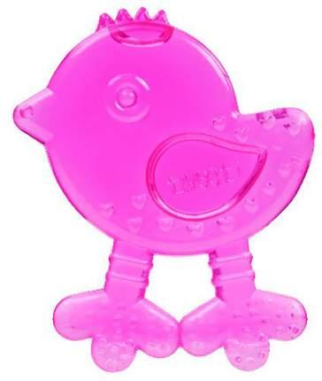"""Прорезыватель водный охлаждающий Canpol """"Птичка"""" арт. 74/015, 0+ мес., цвет розовый"""