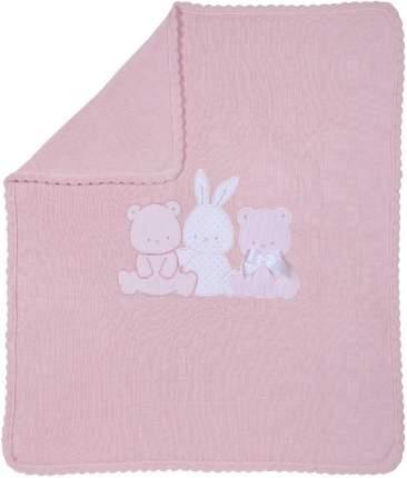 Плед Chicco, размер 099, цвет розовый
