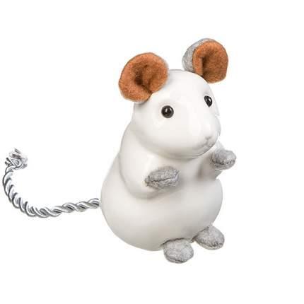 н.г.символ года мышка  фигурка 6,5*6,5*9,5см