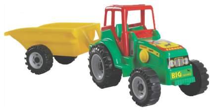 """Трактор """"Фермер"""", с тележкой"""