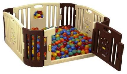 Детский манеж Edu-Play GP-8011B
