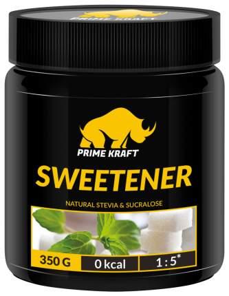 Заменитель сахара Prime Kraft Sweetener с содержанием экстракта стевии 350 г