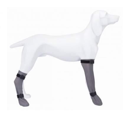 Защитный носок для собак TRIXIE, серый, S, 6 см/30 см