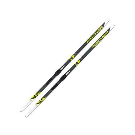 Беговые лыжи Fischer Ls Skate IFP 2019, black/yellow, 191 см