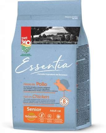 Сухой корм Essentia для пожилых кошек (1,5 кг, Курица)