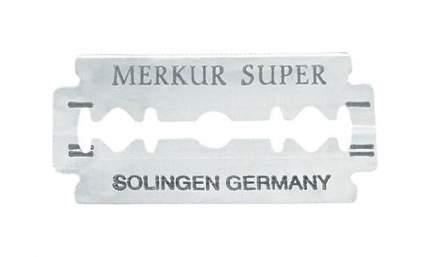 Сменное лезвие для станка Dovo Merkur Platinum 10 шт