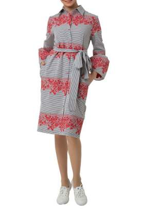 Платье женское Adzhedo 41736 белое 5XL RU