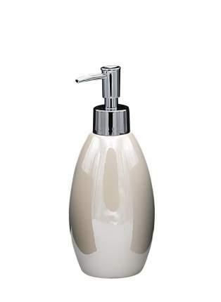 Дозатор для жидкого мыла Maiden белый перламутр