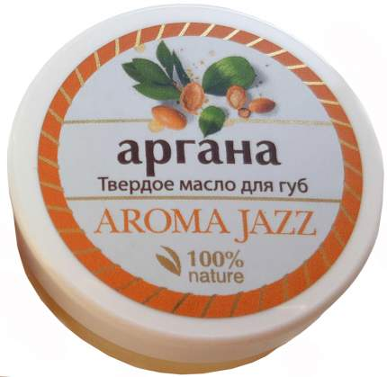 Масло для губ Aroma Jazz Аргана 15 мл