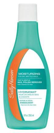 Жидкость для снятия лака Sally Hansen Moisturizing For Dry 236 мл