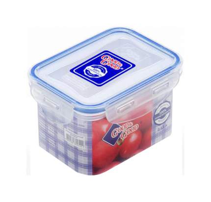Контейнер для хранения пищи Good & Good 43133 Прозрачный; синий