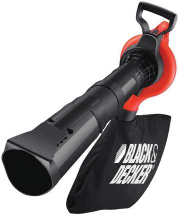 Электрическая воздуходувка-пылесос Black Decker GW2810
