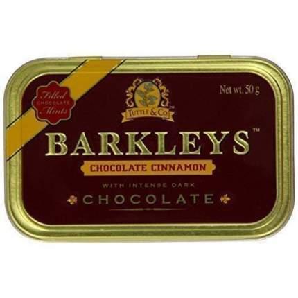 Леденцы Barkleys шоколад корица