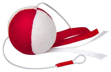 Игрушка для кошек Зооник игрушка мяч на резинке (1 штука)