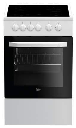Электрическая плита Beko FFSS 57000 W White
