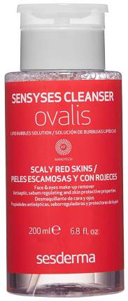 Лосьон для лица Sesderma Sensyses Cleanser Ovalis 200 мл