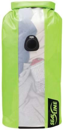 Гермомешок SealLine Bulkhead View Dry Bag зеленый 20 л