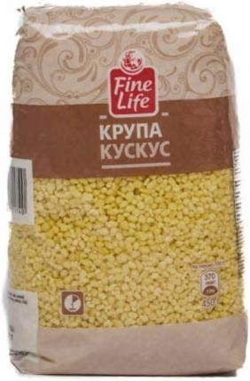 Крупа кускус Fine Life пшеничная 450 г