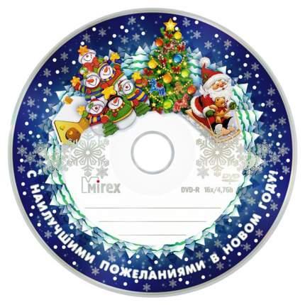 Диск Mirex Новогодний UL130265A1T 50 шт