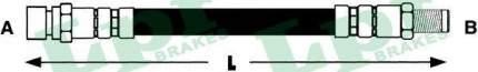 Шланг тормозной системы Lpr 6T47983
