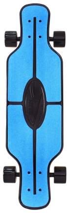 "Скейтборд Y-Scoo Longboard Shark Tir 31"" 408-B с сумкой Blue Black"