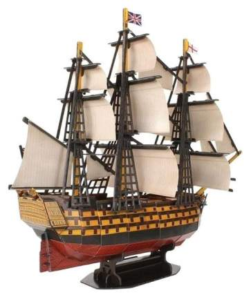 3D-пазл CubicFun корабль 189 деталей