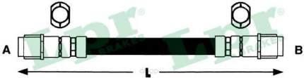 Шланг тормозной системы Lpr 6T47950 задний