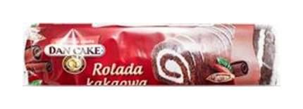 Рулет Dan Cake дамский с какао 300 г