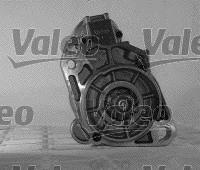 Стартер Valeo 438167