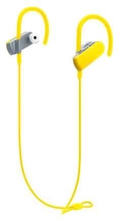 Беспроводные наушники Audio-Technica ATH-SPORT50 Yellow