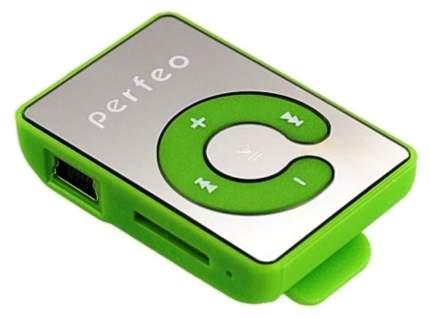 МР3-плеер с клипсой Perfeo Music Clip Color VI-M003 Зеленый