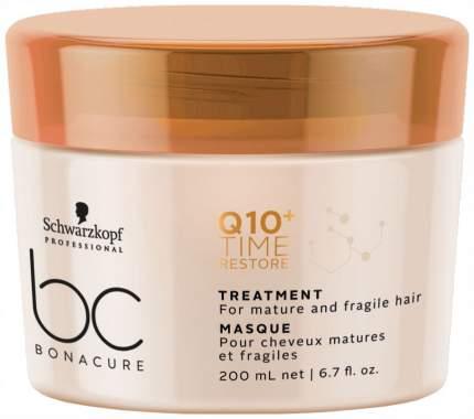 Маска для волос Schwarzkopf BC Bonacure Q10 Time Restore 200 мл