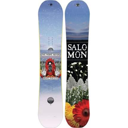 Сноуборд Salomon Gypsy Classicks 2019, 147 см