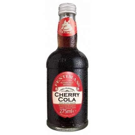 Напиток газированный Fentimans cherry cola 0.275 л