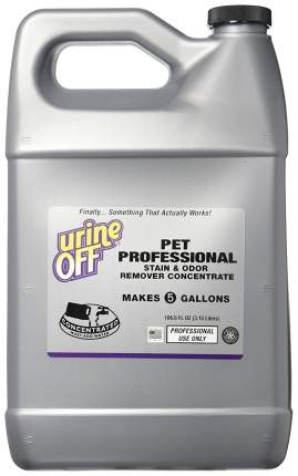 Нейтрализатор пятен и запаха Urine Off  Stain & Odor Remover Concentrate 3150 мл