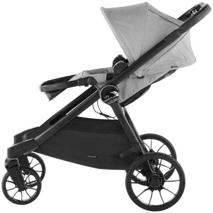 Коляска 2 в 1 Baby Jogger City Select Lux, бампер TAUPE серо-коричневый