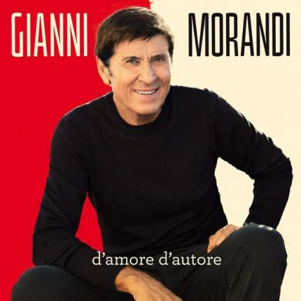 "Аудио диск Gianni Morandi ""D'amore D'autore"""