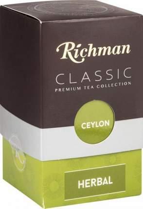 Чайный напиток Richman сlassic herbal 100 г