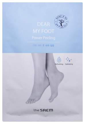 Пилинг для ног The Saem Dear My Foot Power Peeling 80 мл