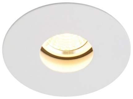 Встраиваемый точечный светильник Arte Lamp Accento A3217PL-1WH