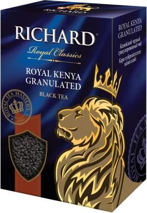 Чай Richard кенийский гранулированный royal Kenya granulated 200  г